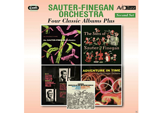 Das Sauter-Finegan Orchestra - Four Classic Albums Plus - (CD)