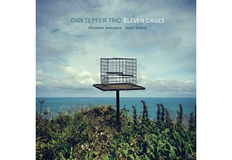 Thomas Morgan, Nate Wood, Dan Tepfer - Eleven Cages - (CD)