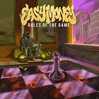 Easy Money - Rules Of The Game-Midas Touch (Ltd.Gold Vinyl) [Vinyl]