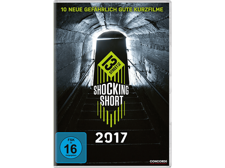 Shocking Short 2017 [DVD]