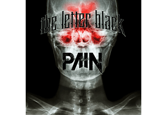 The Letter Black - PAIN - (CD)