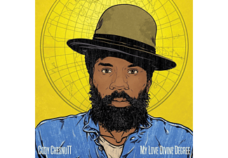 Cody Chesnutt - MY LOVE DIVINE DEGREE - (CD)