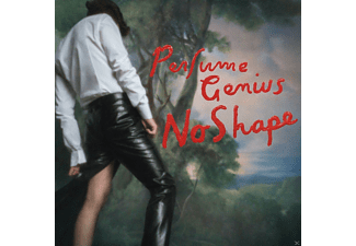Perfume Genius - No Shape-Clear Vinyl Lim.Edition - (Vinyl)