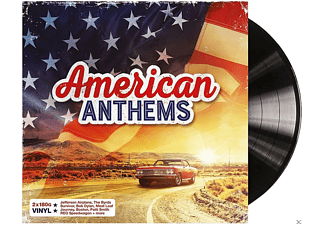 VARIOUS - American Anthems - (Vinyl)