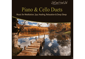 Mark Cosmo & Sacred-mind - Piano & Cello Duets - (CD)