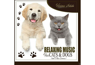 VARIOUS - Relaxing Music for Cats & Dogs - (CD)
