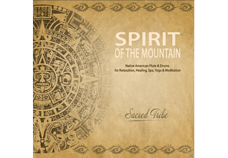 Sacred Tribe - Spirit of the Mountain - (CD)