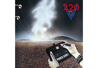 Two Hundred Twenty Volt - Power Games - (CD)