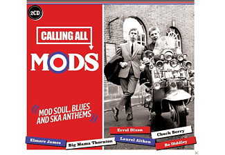 VARIOUS - Calling All Mods - (CD)