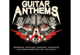 VARIOUS - Guitar Anthems - (CD)