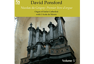 David Ponsford - Premier livre d'orgue [CD]