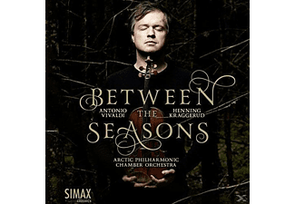 Arctic Philharmonic Chamber Orchestra, Henning Kraggerud - Between the Seasons - (CD)