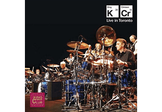 King Crimson - Live In Toronto - November 20th 2015 - (Vinyl)