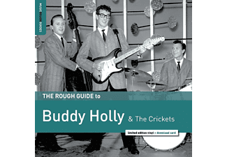 Buddy Holly, The Cricktes - Rough Guide:Buddy Holly & The Crickets - (LP + Download)