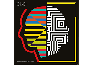 OMD - The Punishment Of Luxury-Lim.Super Deluxe Book - (CD + DVD + LP)
