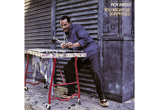 Roy Ayers - You Might Be Surprised (Bonus - (CD)