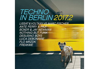 VARIOUS - Techno In Berlin 2017.2 - (CD)