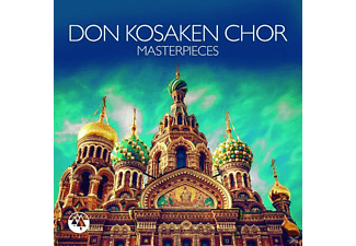 Don Kosaken Chor - Masterpieces - (CD)