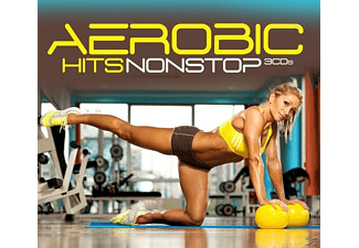 VARIOUS - Aerobic Hits Nonstop - (CD)