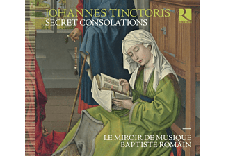 Le Miroir De Musique - Secret Consolations - (CD)
