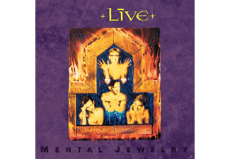 Live - Mental Jewelry (LP,Limited Edition) - (Vinyl)