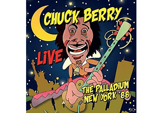 Chuck Berry - Live...The Palladium New York '88 (Blue Vinyl) - (Vinyl)