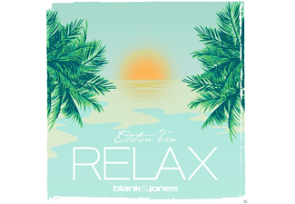 Blank & Jones - Relax Edition 10 (Ten) - (CD)