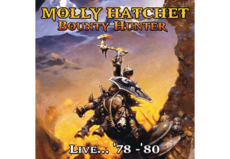 Molly Hatchet - Bounty Hunter Live...'78-'80 - (CD)