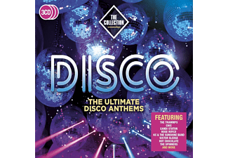 VARIOUS - Disco - The Collection - (CD)