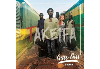 Takeifa - Gas Giss - (CD)