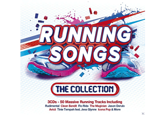 VARIOUS - Running Songs:The Collection - (CD)