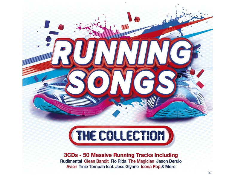VARIOUS - Running Songs:The Collection [CD]