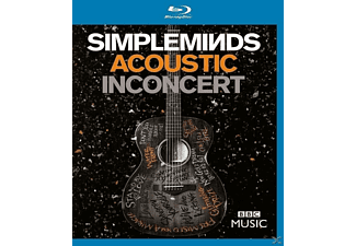 Simple Minds - Acoustic In Concert - (Blu-ray)