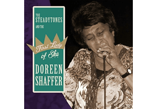 Doreen Shaffer - First Lady Of Ska - (Vinyl)