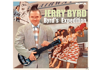 Jerry Byrd - Byrd's Expedition - (CD)
