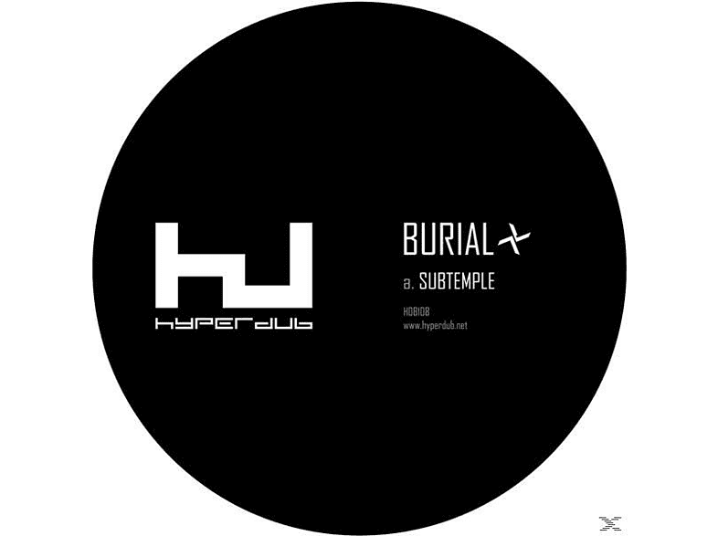 The Burial - Subtemple/Beachfires [EP (analog)]