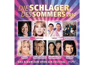VARIOUS - Die Schlager Des Sommers 2017 - (CD)
