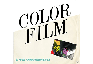 Color Film - Living Arrangements - (CD)