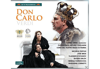VARIOUS - Don Carlo - (CD)