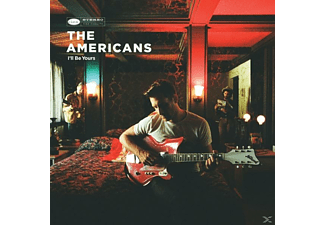 The Americans - I'll Be Yours - (CD)