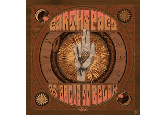 Earthspace - As Above,So Below - (CD)