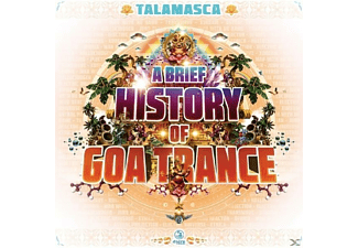 Talamasca - A Brief History Of Goa Trance - (CD)