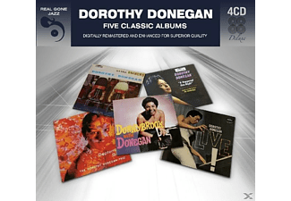 Dorothy Donegan - 5 Classic Albums - (CD)