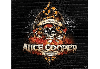 ALICE.=VARIOUS= Cooper - Many Faces Of Alice Cooper - (CD)