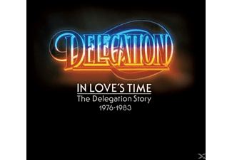 Delegation - In Love's Time-The Delegation Story 1976-83/2CD - (CD)