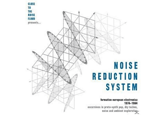 VARIOUS - Noise Reduction System 1974-84 (4CD Box-Set) - (CD)