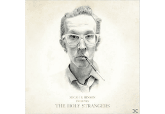 Micah P Hinson - Presents The Holy Strangers - (CD)