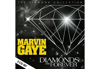 Marvin Gaye - Diamonds Are Forever - (CD)