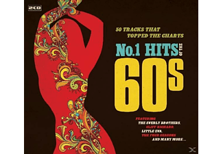 VARIOUS - No.1 Hits Of The Sixties - (CD)