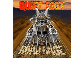 Quiet Riot - Road Rage (Ltd.Gatefold/Black Vinyl/180 Gramm) - (Vinyl)